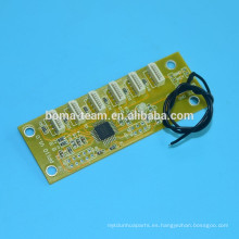 C3400 SJIC15P Auto Reset Chip Decoder para Epson ColorWork TM-C3400 colores Label Printer
